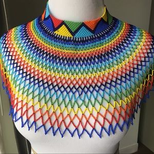 Jewelry - The Rainbow Collar Necklace